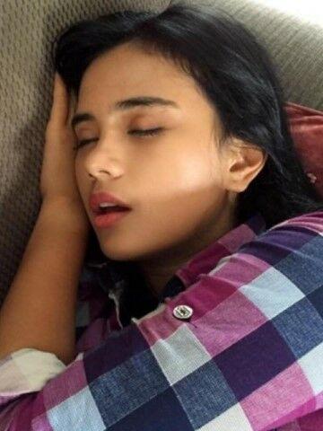 Foto Artis Cantik Indonesia Ketika Tidur Mangap 5e423