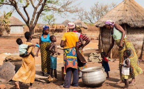 Kemiskinan Di Ghana F7e1d