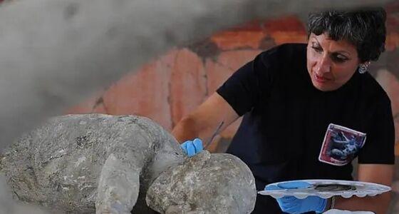 Salah Satu Mumi Alami Pompeii 4aed9