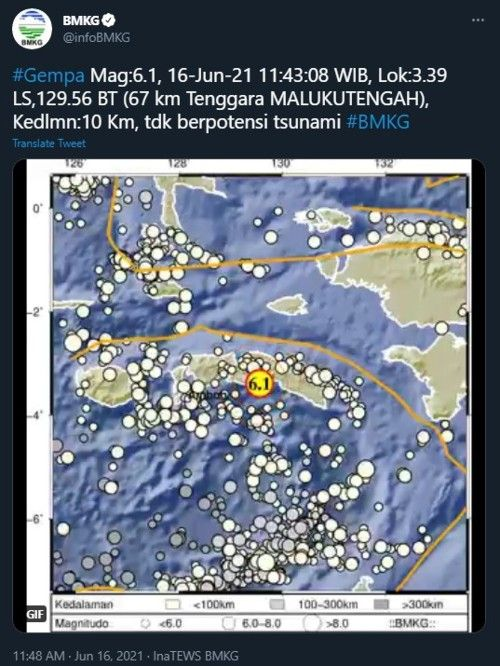 Gempa Maluku 2 F18a0