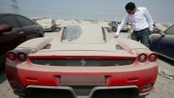 Kuburan Mobil Dubai 4 3569f