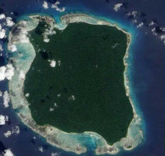 North Sentinel Island 36174