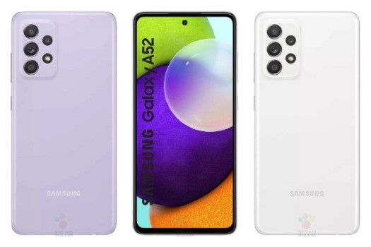 Samsung Galaxy A52 Cbd4a