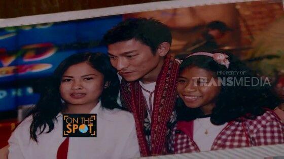 Anak Indonesia Diadopsi Andy Lau 8ba21