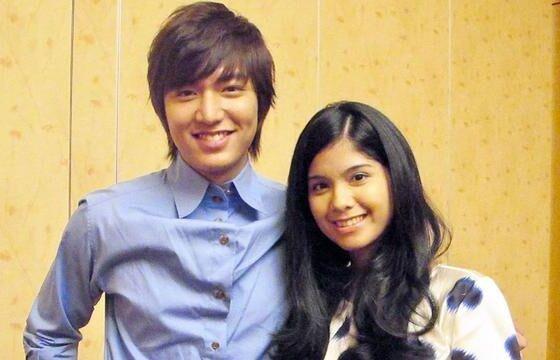 Annisa Pohan Dengan Lee Min Ho Eda3f