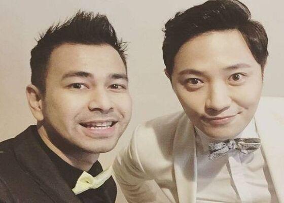 Raffi Ahmad Dengan Jin Goo 35868