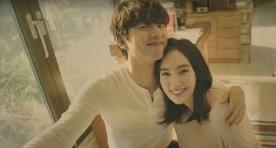 Tatjana Saphira Dengan Gong Yoo 4ebfd