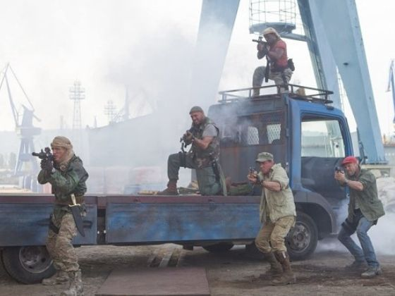 Sinopsis The Expendables 3 Ac365
