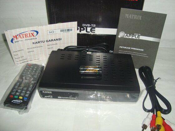 Apple DVB T2 9a109