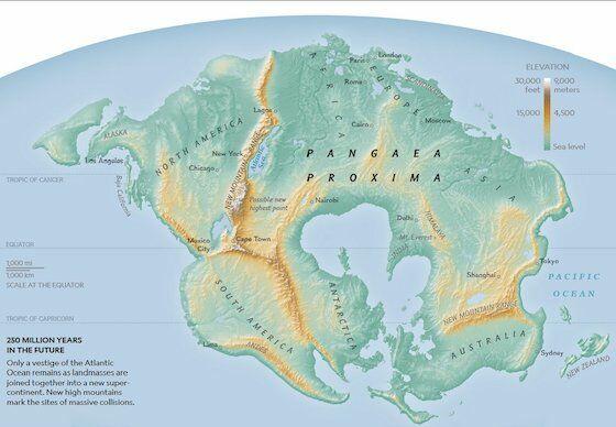 Peta Dunia Masa Depan Cb051