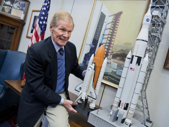 Bos NASA Percaya Alien 50004