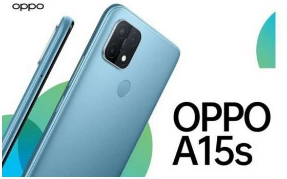 HP Oppo Untuk Gaming Oppo A15s C0ad3