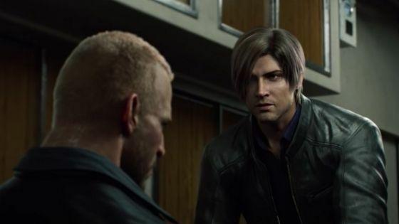 Download Film Resident Evil Infinite Darkness A8843