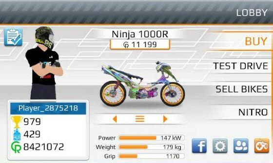 Download Game Drag Bike 201m Thailand Mod Apk 0c624