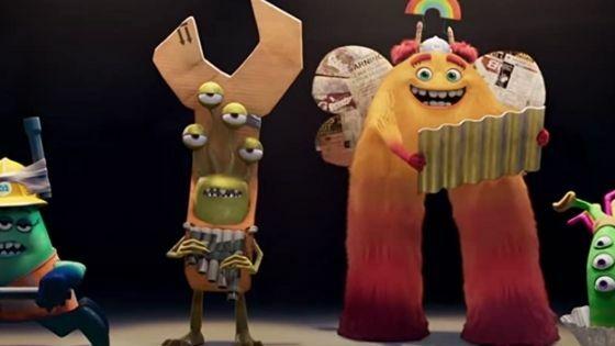 Fakta Menarik Monsters At Work Movie 66545