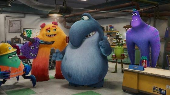 Sinopsis 2 Monsters At Work Movie 0bb0f