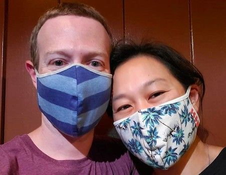 Penghasilan Mark Zuckerberg A525b