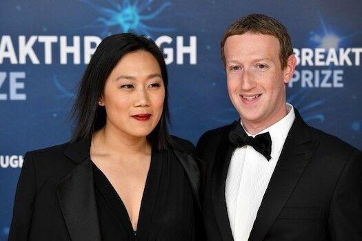 Priscilla Chan August Chan Zuckerberg 73256