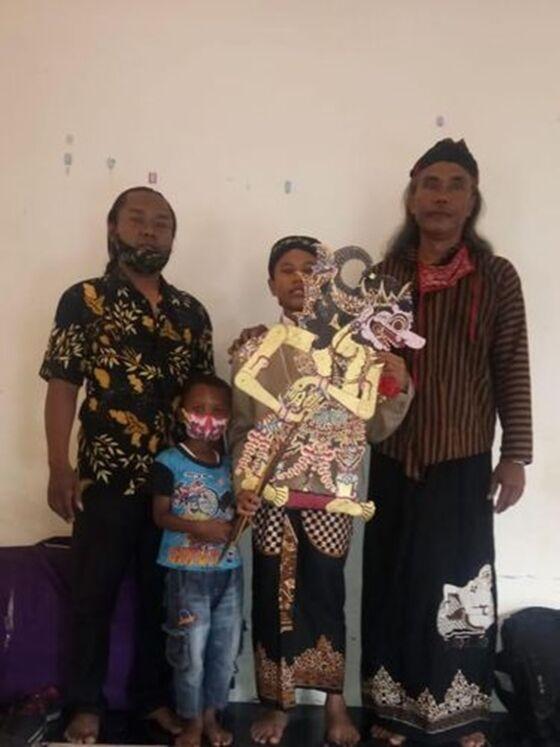 Gabriel Sanata Putra Yang Sukses Menjadi Dalang Cilik 34 Afd02