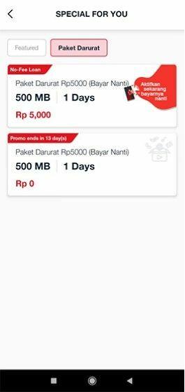 Cara Pinjam Pulsa Telkomsel 30d65