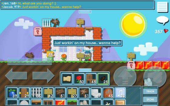 Growtopia Mod Apk Unlimited Wl 2021 44250