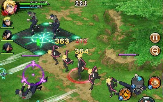 Download Naruto X Boruto Ninja Voltage MOD APK Unlimited Money 20281
