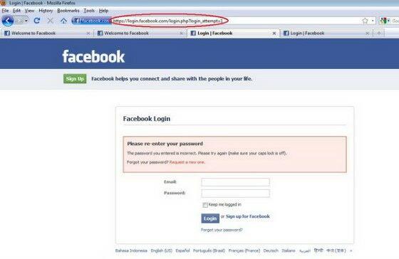 Hack Facebook Fake Login 57ddc