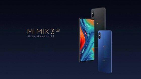 Hp 5g Terbaru 2021 Xiaomi Mi Mix 3 5G F4d6e