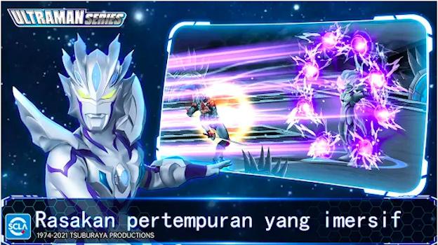 Ultraman Legend Of Heroes Mod Apk Happymod Be5ee