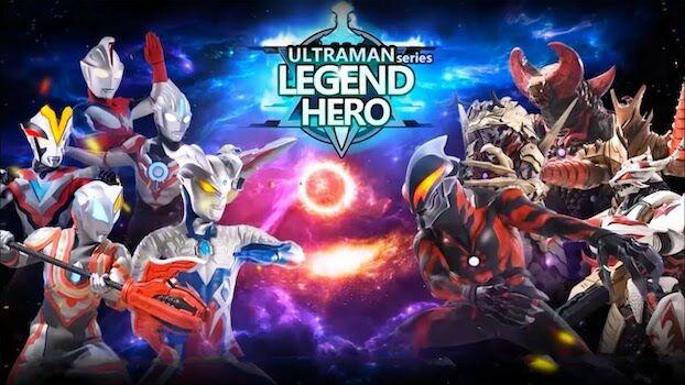 Ultraman Legend Of Heroes Mod Apk Unlimited Diamond F1fca