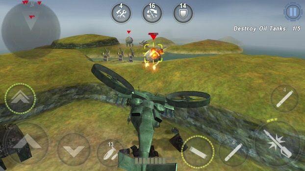 Gunship Battle Mod Apk Unlimited Diamond 3b22a