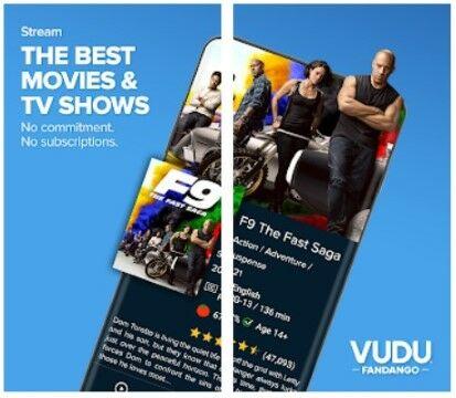 Aplikasi Nonton Film Gratis Android Vudu 876fd