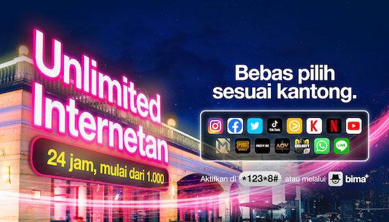 Internet Unlimited 3 Tri 38ce8