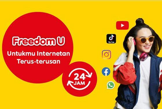 Paket Internet Unlimited Termurah Tanpa Kuota 4100d