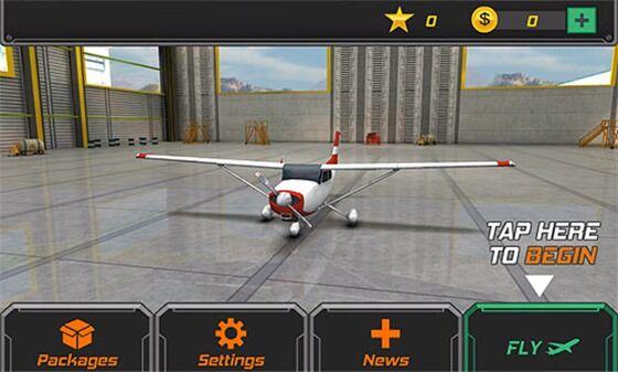 Flight Pilot Mod C091b