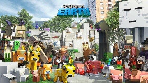 Minecraft Earth C6c67