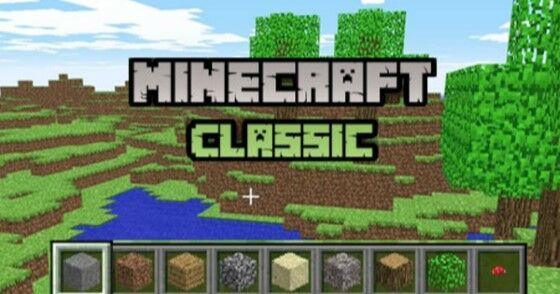 Minecraft Classic Pc 88ad6