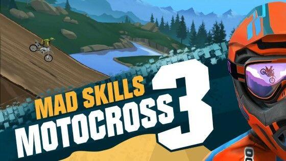 Mad Skills Motocross 3 Mod Ef39e