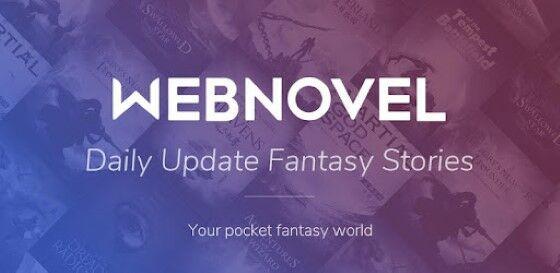 Rekomendasi Aplikasi Baca Novel Gratis Terbaik 08901