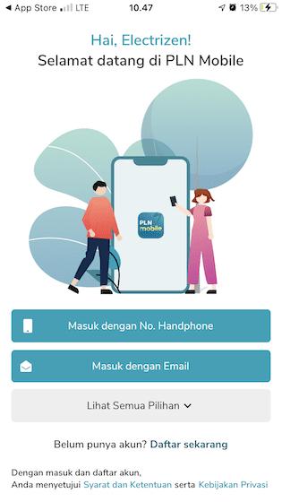Cek Id Pelanggan Pln 36296