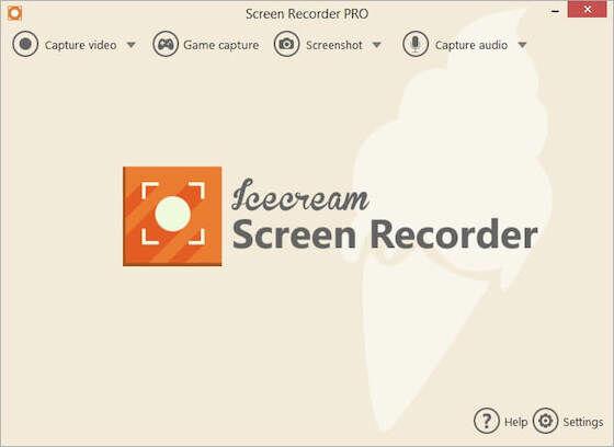 Icecream Screen Recorder F144b