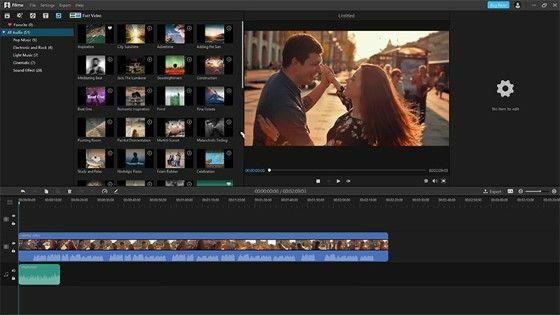 IMyFone Filme Video Editor Fe216