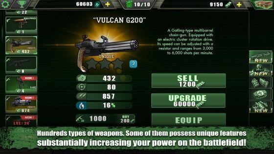 Zombie Shooter Mod Apk 660ed