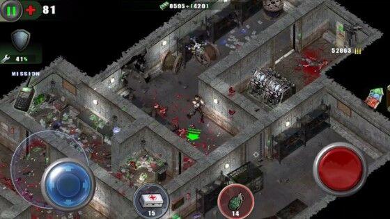 Zombie Shooter Mod Apk Unlimited Money 249ff