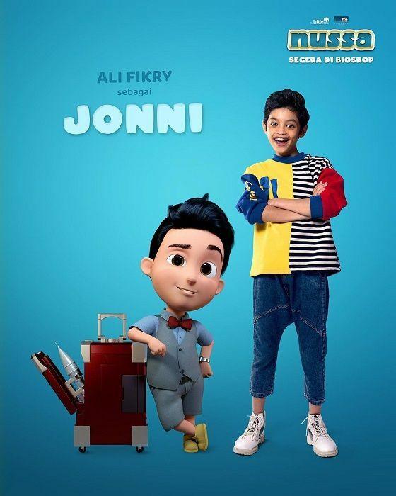 Jonni Di Film Nussa 5411b C143c