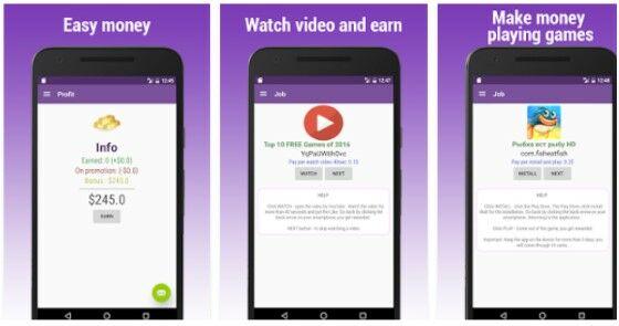 Aplikasi Penghasil Saldo Dana Cepat Earn Money Video Apps 63c04