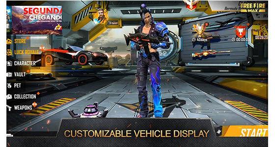 Free Fire Max 368ec