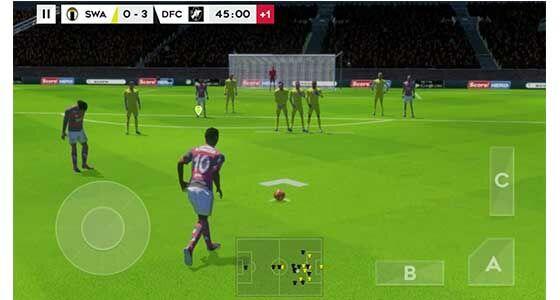 Dream League Soccer 2021 60ac1
