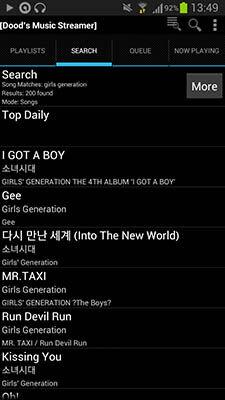 Cara Streaming Musik Gratis Di Android 2