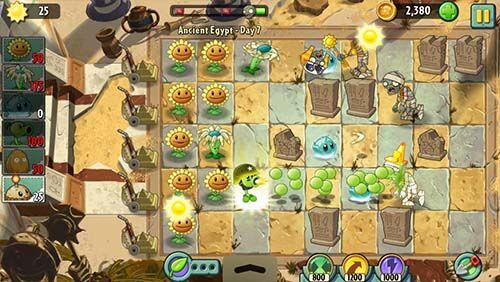 Review Plants Vs Zombies 2 5